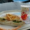 アミーゴ - 料理写真:ソレントピザ&ドリンク