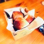 Murata pot-au-feu - 本日のパン