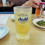中華料理天鳳 - 朝からハイボール