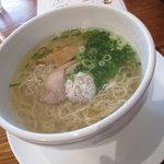 九品寺 麺処 てしお - こだわり塩 ¥650