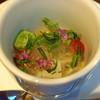 テストキッチンエイチ - 料理写真:平貝と烏賊のカルパッチョ