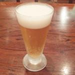 89880974 - グラスビール