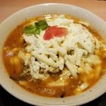 麺や 力 ぷらす - 料理写真: