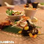 中国料理 成蹊 - 料理写真:前菜5種盛合わせ