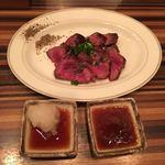 和食ビストロ寛 - お肉の種類も豊富