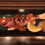 和食ビストロ寛 - キンキの塩焼き