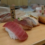 寿司 魚がし日本一 - 寿司旨い。