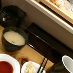 寿司 魚がし日本一 - ランチセット。