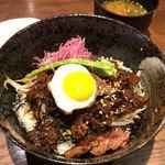 蘭麻 - らんま丼 1188円。