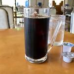 道の駅 宍喰温泉 レストラン アリタリア - ドリンク写真:冷コーやっつけてやりました