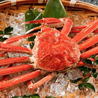 【蟹専門店の強み】職人の目利きで厳選した蟹をお値打ち価格で。