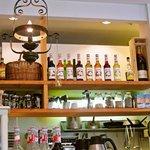 CAFE KATEMAO - 店内の雰囲気