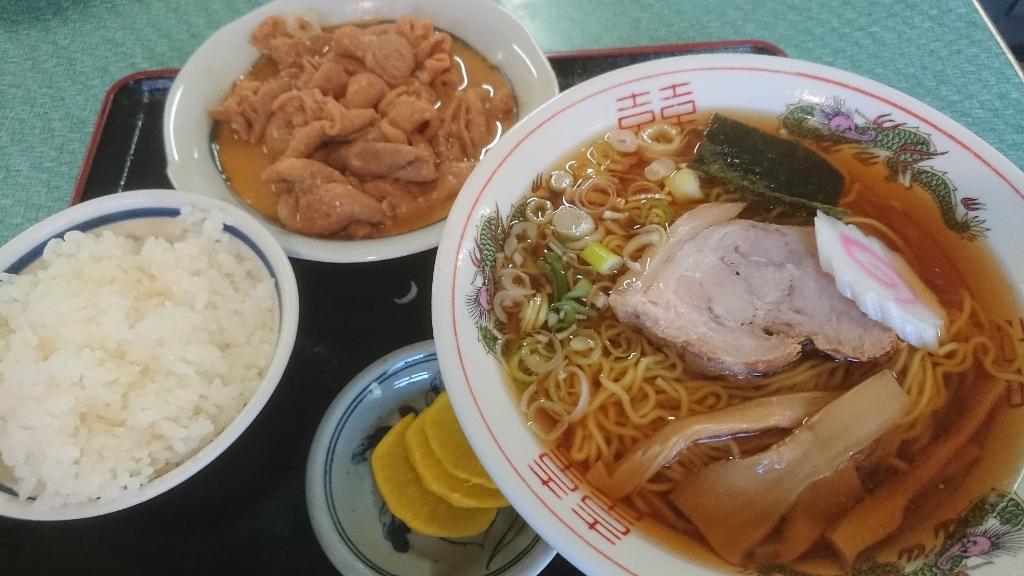 駅前食堂 name=