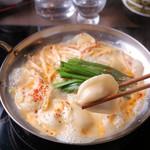 モチモチエビ餃子鍋(1人前)