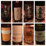 和食ビストロ寛 - 日本酒もワインも豊富な品揃えが嬉しい!