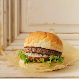 ナチュラルビーフハンバーガー