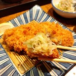 Katsukichi - ねぎ塩ロースカツ