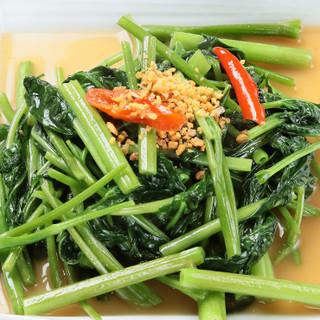 毎日仕入れる新鮮野菜♪<辛×酸×旨>のバランスがGood☆