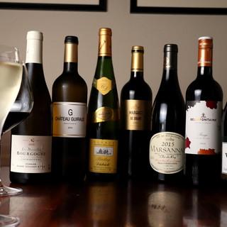 ハイクオリティワインを低価格で。抜群のCPを誇る厳選ワイン。