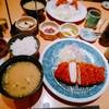 とんかついなば和幸 - 料理写真:厚切りロースかつ200g定食〈税込1814円〉