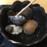Takamarusengyoten - 煮貝