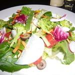 イタリアンダイニング・チムチム - 10種の野菜サラダ