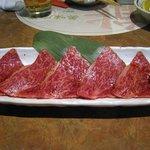 899241 - 美味肉家 能勢 ラム芯