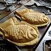 山陽たい焼 - 料理写真:小倉あん・カスタードクリーム・白あん・チョコを年中販売中
