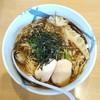 濃厚鶏ソバ 麺 ザ クロ - 料理写真:冷やし鶏SOBA 750円