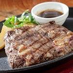 ステーキ食堂BECO -  ハラミステーキ