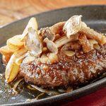 ステーキ食堂BECO - 和風あっさりバーグ