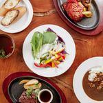 ステーキ食堂BECO - お肉と一緒にとれたて野菜バイキング形式でどうぞ!