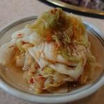 すヾき屋 - 白菜キムチ