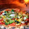 Pizzeria&Café PEPE - 料理写真:オルトナーラ(野菜)と半熟たまごのピザ