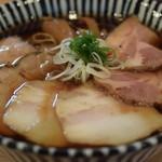 さんしょの木 - チャーシュー醤油ラーメン