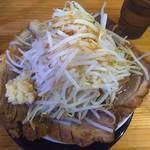 麺屋 とん嬉 - とん嬉チャーシュー麺(1,150円)