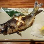 魚猫 - たかべ姿焼