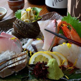 夏の淡路島観光に!!淡路鮮魚を堪能