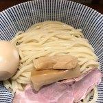 鯛塩そば 灯花 - 濃厚魚介つけ麺