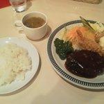 ホップワン - パンチ定食
