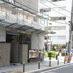 うるし山 - 南町通りに面した仙建ビル・地下1階です