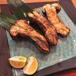 鮨 和食 ひとしずく - 松茸
