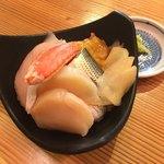 鮨 和食 ひとしずく - 〆の海鮮丼