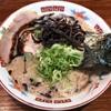 濃厚ラーメン かなや - 料理写真:濃厚ラーメン黒 780円 細麺