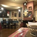 ナマステネパール - 店内