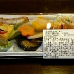 日本ばし大増 - 料理写真:惣菜詰め合わせ(夏)