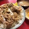 名物 スタ丼 サッポロラーメン - 料理写真:スタ丼サッポロラーメン国立本店(スタミナ丼)