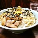 麺屋 滝昇 - 料理写真: