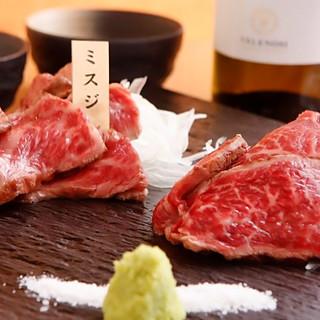 【黒毛和牛&馬肉】希少部位を楽しめる肉バル♪池袋にアリます☆