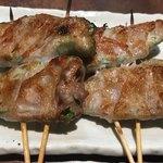 串タロー - ピー肉チーズ巻き